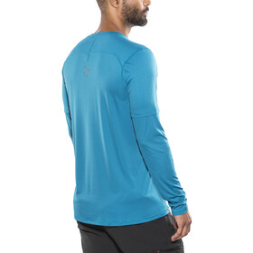 Norrøna M's /29 Tech Long Sleeve Shirt Torrent Blue